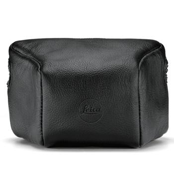 Leica Softtasche Groß Schwarz