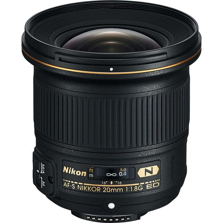Nikon 20 mm 1:1,8 AF-S Nikkor G ED