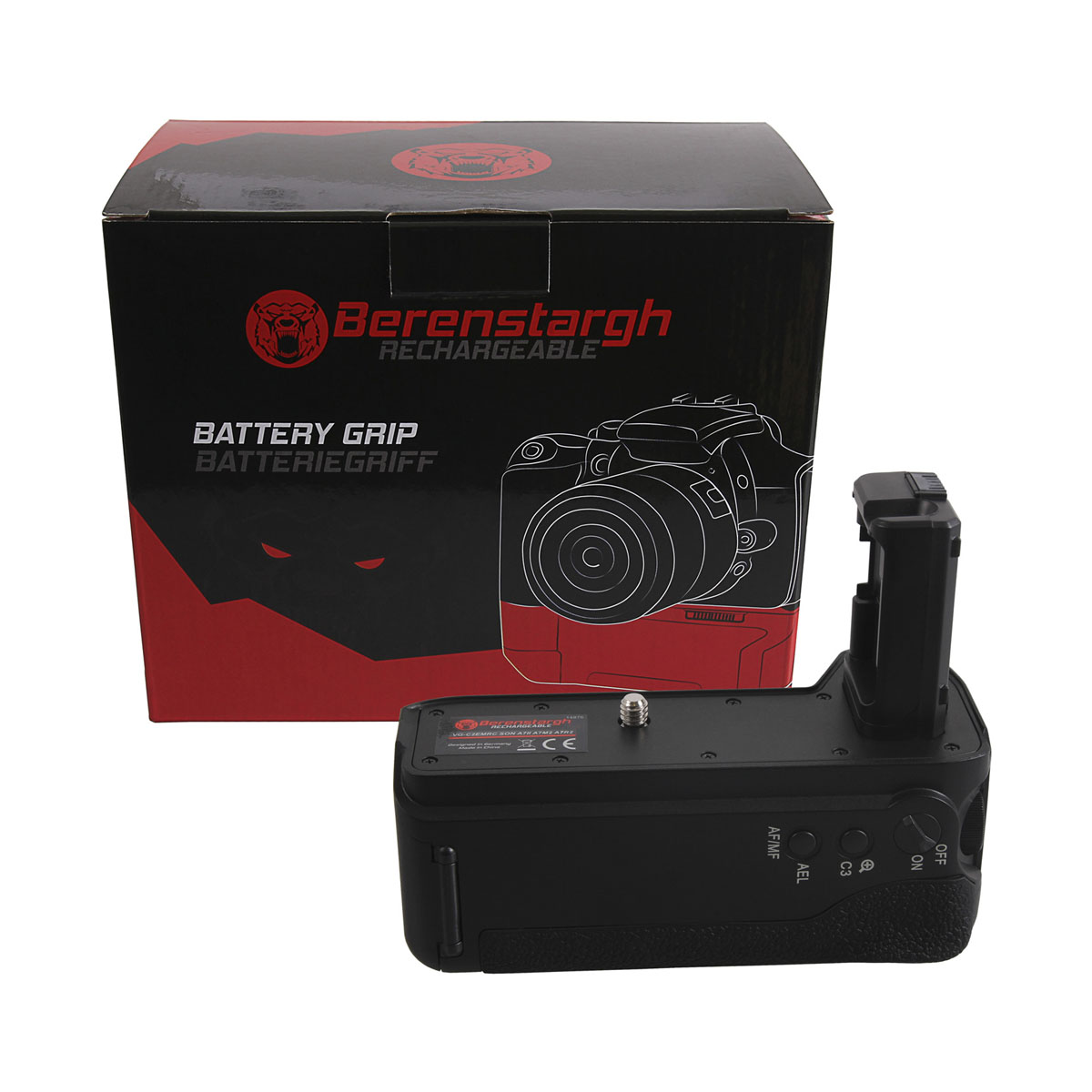 Berenstargh Batteriegriff für Sony A7II/A7RII/A7SII