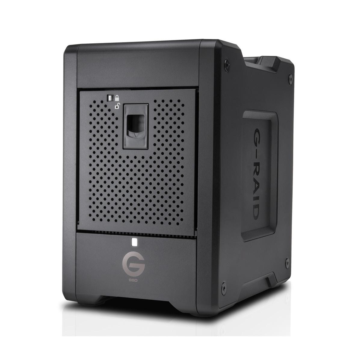 Sandisk 16 TB Professional G-Raid Shuttle SSD