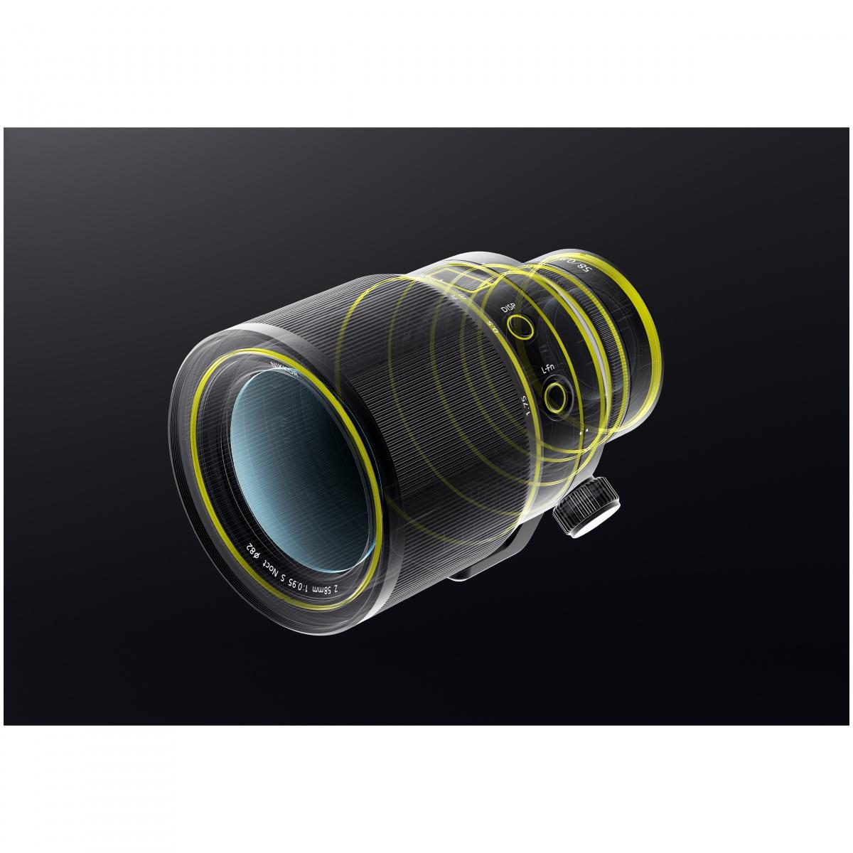 Nikon 58 mm 1:0,95 Z S Noct